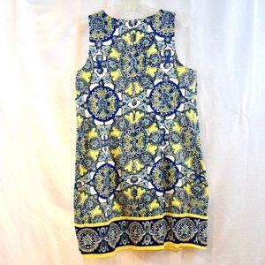 Karen Scott colorful dress